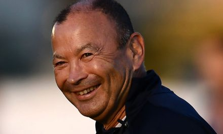 Rugby World Cup: Jones tells England fans to get beers in for All Blacks showdown… despite 9am kick-off