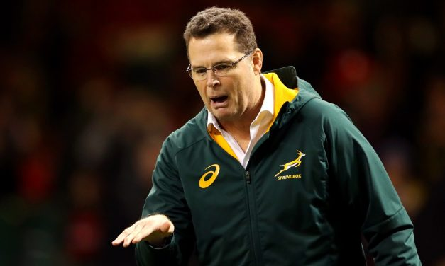 Rassie Erasmus was on the cusp of quitting as Springboks coach after a run of average results