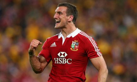 Sam Warburton omits two All Blacks greats in 'best international team he's faced' XV