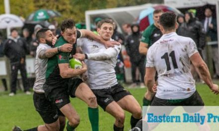 Rugby Union: Colchester 26 North Walsham 31 | Norwich City FC and Norfolk and Suffolk sport | Eastern Daily Press