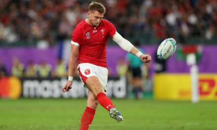 Wales v Springboks: Dan Biggar out to make his own Welsh legend in semifinal | Stuff.co.nz