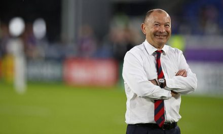 Rugby World Cup 2019: Eddie Jones hails his England players for beating the mighty All Blacks | Daily Mail Online