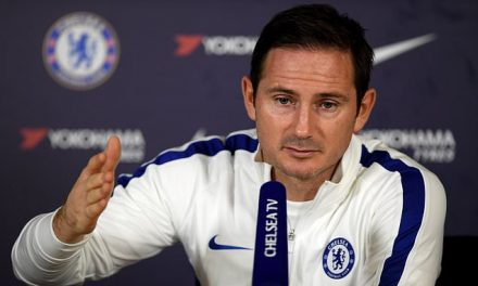 Frank Lampard wants footballers to follow England rugby stars in showing respect for referees | Daily Mail Online