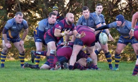 """RUGBY UNION – MATCH REACTION: 'We lost sight of the game plan,"""" admits Spalding captain Adams"""