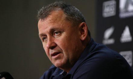 New Zealand Rugby announce Ian Foster as new All Blacks head coach
