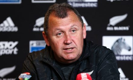 Top rugby agent revels All Blacks coaching race mess