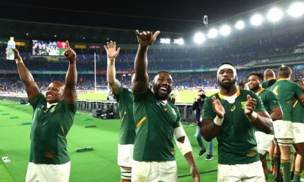 Springboks bludgeon past Wales to World Cup final showdown with England