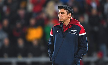 Brad Mooar confirmed as final piece of All Blacks' new coaching staff, but Scarlets' compensation deal confidential