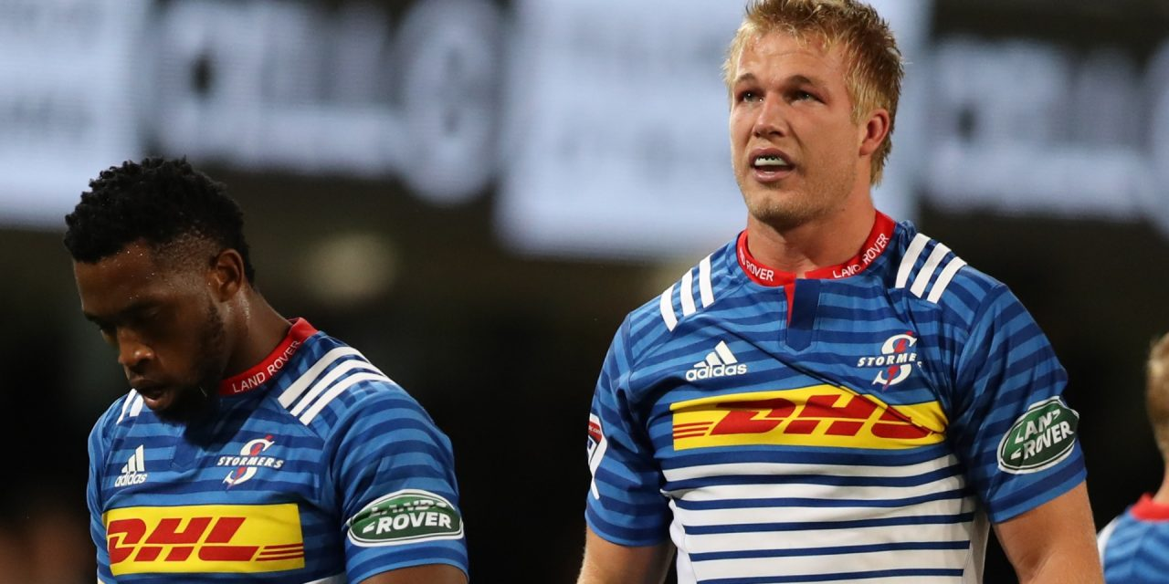 Eight Springboks agree Stormers contract extensions