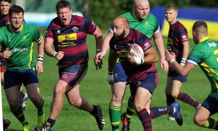 RUGBY UNION: Sharman's pride in young side after perfect month