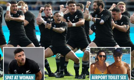 How All Blacks overcame sex and domestic violence scandals on rocky road to Rugby World Cup semi-final with England