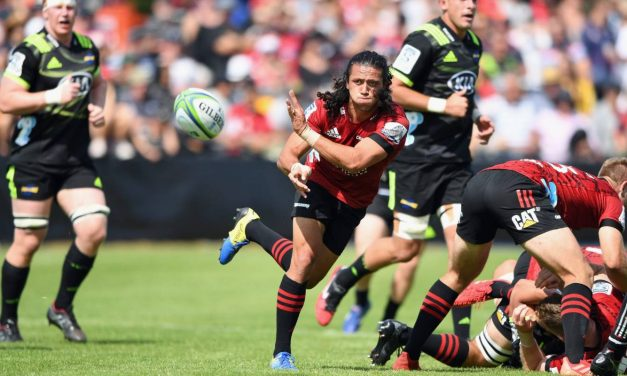 Super Rugby: Crusaders beat Hurricanes in opening trial game | Stuff.co.nz