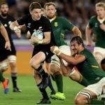 All Blacks set to venture into new territory for Springboks clash