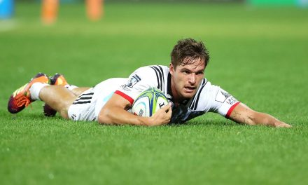 Crusaders star George Bridge issues Super Rugby warning