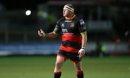 Dragons prop Brok Harris handed ban for clash with Ospreys star during PRO14 derby match – Wales Online