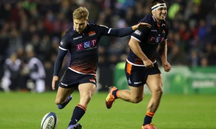 Edinburgh eye French league leaders after topping PRO14 Conference B
