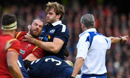 Richie Gray to make sensational return to Scottish rugby