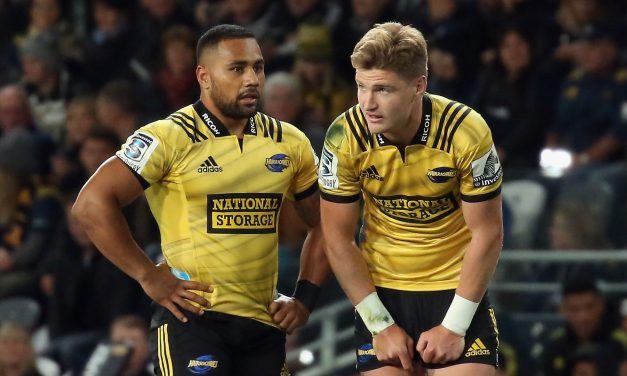 Hurricanes' horror start to the Super Rugby season
