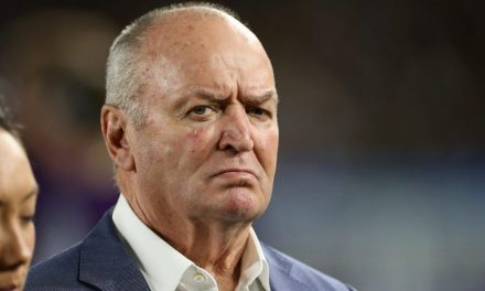 Wales and All Blacks legend Graham Henry reckons debutants will be 's***ing themselves' ahead of Rugby World Cup in hilarious TV blunder
