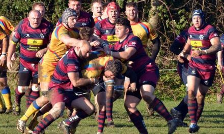 RUGBY UNION: Pride in Spalding's semi-final display