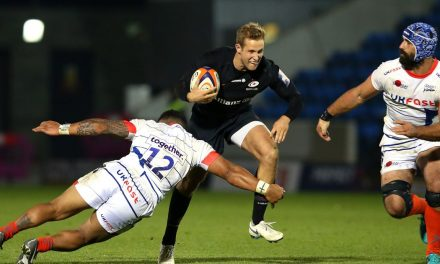 Bristol Bears set to beat Exeter Chiefs to rising star of English rugby – reports – Bristol Live