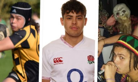 'Heart of steel' – Jacob Umaga cut his teeth at Hinckley and Broadstreet on his journey to England Rugby call-up – CoventryLive