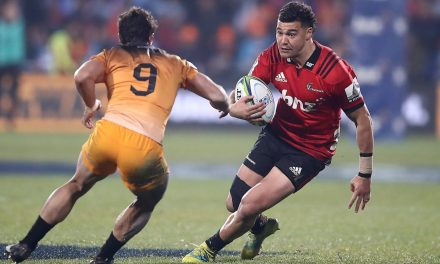 Super Rugby: Richie Mo'unga injury prompts surprise Crusaders selection   Stuff.co.nz