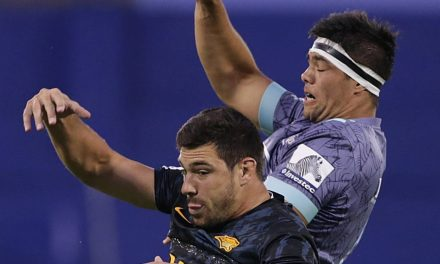 Super Rugby: Jamie Booth's late try helps Hurricanes stun Jaguares | Stuff.co.nz