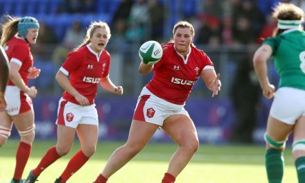 The rise and rise of North Wales rugby star Gwenllian Pyrs – North Wales Live