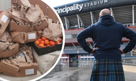 Welsh Rugby Union donate food intended for Wales v Scotland to homeless shelters – Wales Online