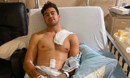 Super Rugby: David Havili 'finally home' following week in hospital for emergency bowel surgery   Stuff.co.nz