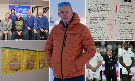Clive Woodward created an Olympic ski factory but thinks he can still play a role in England rugby | Daily Mail Online