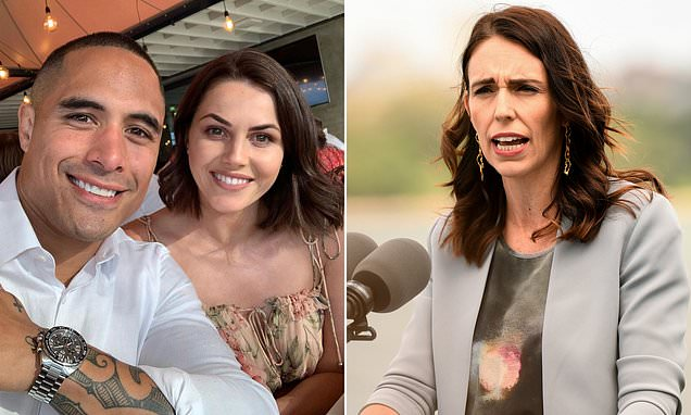 All Blacks star Aaron Smith ignores Prime Minister Jacinda Ardern's demand to self-isolate | Daily Mail Online