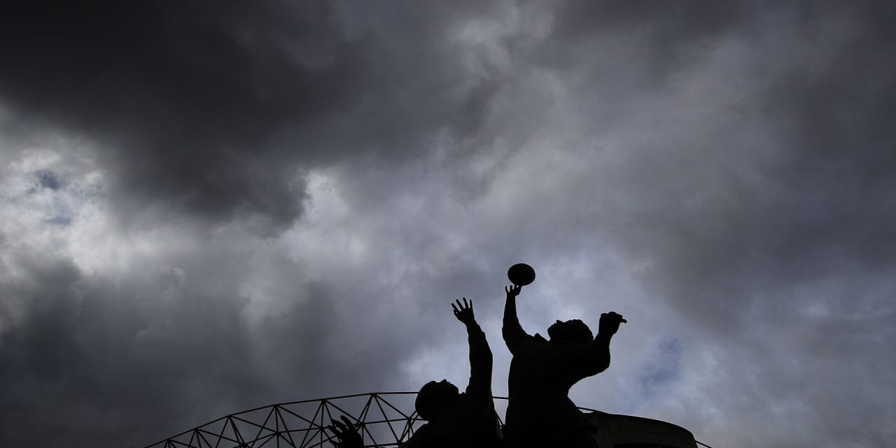 The RFU CEO's full open letter to the English rugby community