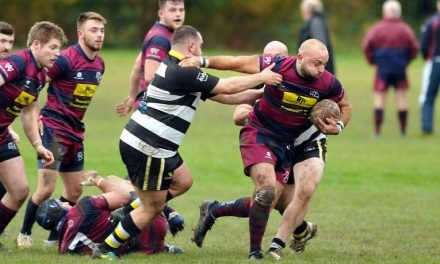 RUGBY UNION: Yet another away win for Elephants