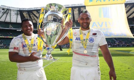 Mako and Billy Vunipola reportedly in talks with several Super Rugby clubs