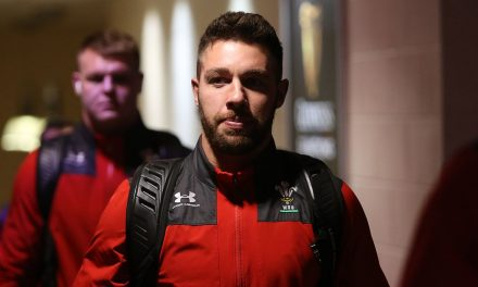 The new beginning of Rhys Webb, the Wales rugby star who's back with his family and earning respect again – Wales Online