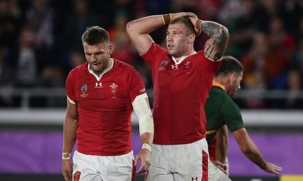 Wales' Dan Biggar rues missed opportunity after Rugby World Cup semi-final defeat  by Springboks | Daily Mail Online
