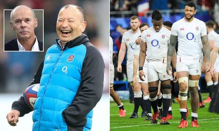 Sir Clive Woodward: World Cup winning coach asks the five big questions for English rugby | Daily Mail Online