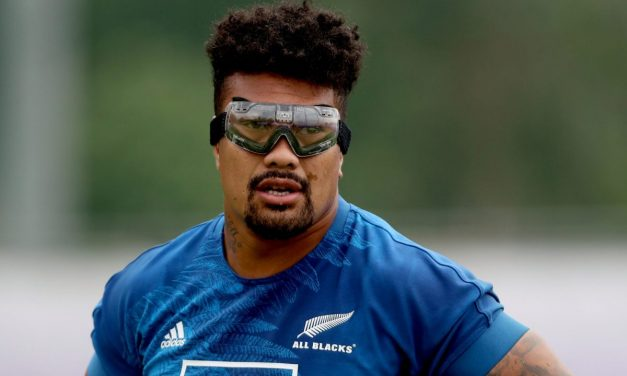 All Blacks star Savea to make history in goggles amid fears he may go blind