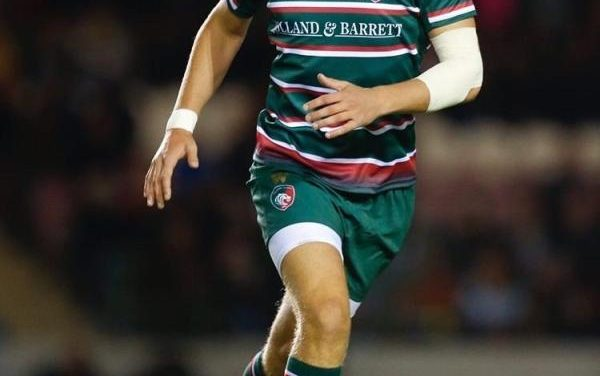 Rugby Union: Norfolk's Freddie Steward makes senior home debut for Leicester Tigers | Norwich City FC and Norfolk and Suffolk sport | Eastern Daily Press