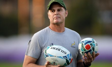 Erasmus to step down as Springboks coach after World Cup Final