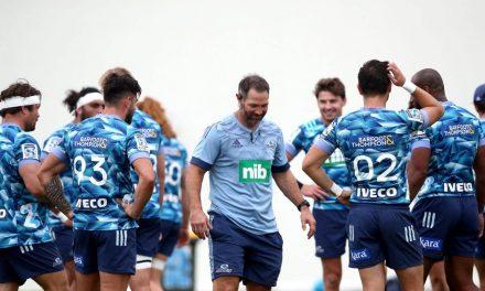 Blues coach Leon MacDonald not expecting law tweaks ahead of Super Rugby season restart    Stuff.co.nz