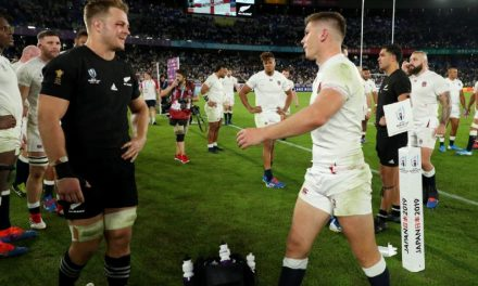 Report: All Blacks set to face England three times before next Rugby World Cup