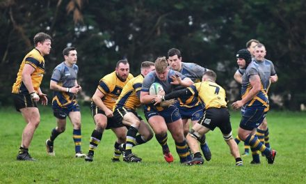 RUGBY UNION: Fifth straight league win as Bourne build towards derby dates