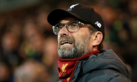 England rugby boss Eddie Jones wishes he could be more like Liverpool chief Jurgen Klopp on the sidelines