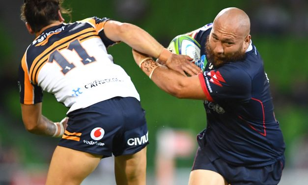 'Gypsy football player' joins his fourth Super Rugby side