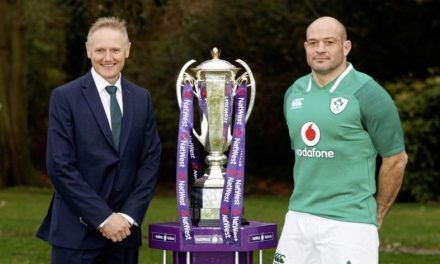 Ireland rugby boss Joe Schmidt defends attacking strategy