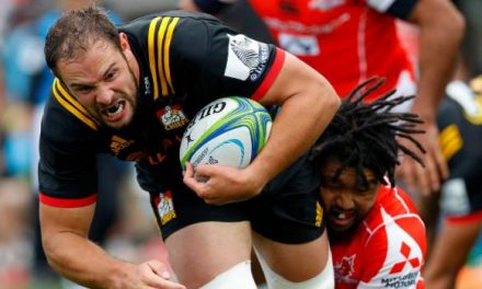 Canadian Tyler Ardron delighting in Super Rugby roaming role with Chiefs