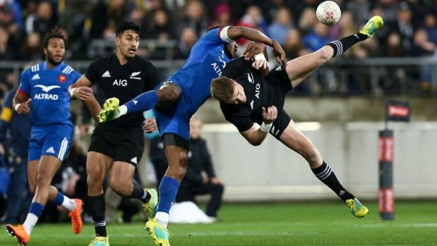 Recap: All Blacks v France – Second test, Wellington